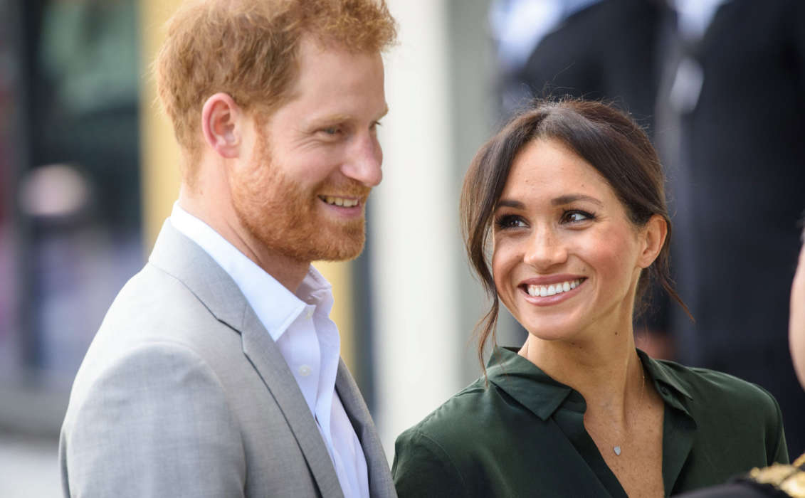 Prince Harry Joins Helicopter Club To Take Archie And Meghan For Rides