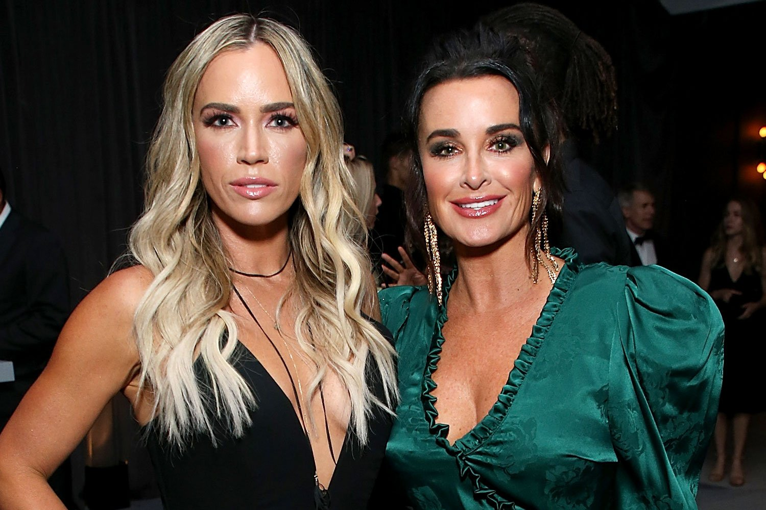 Kyle Richards Writes Heartfelt Message For Teddi Mellencamp After She Was Fired From RHOBH