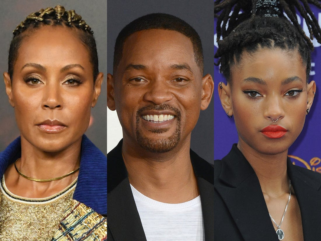 Willow Smith Says She's 'Proud' Of How Her Parents Will Smith And Jada Pinkett Smith Dealt With The August Alsina 'Entanglement'