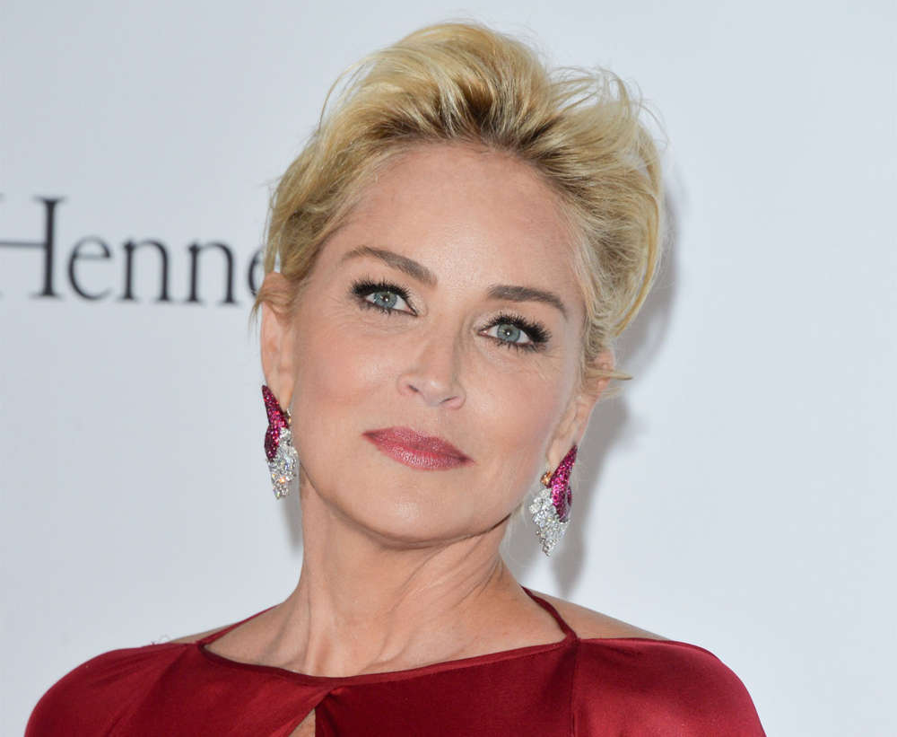 Sharon Stone Says Kissing Robert De Niro Was The Best On-Screen Kiss Ever