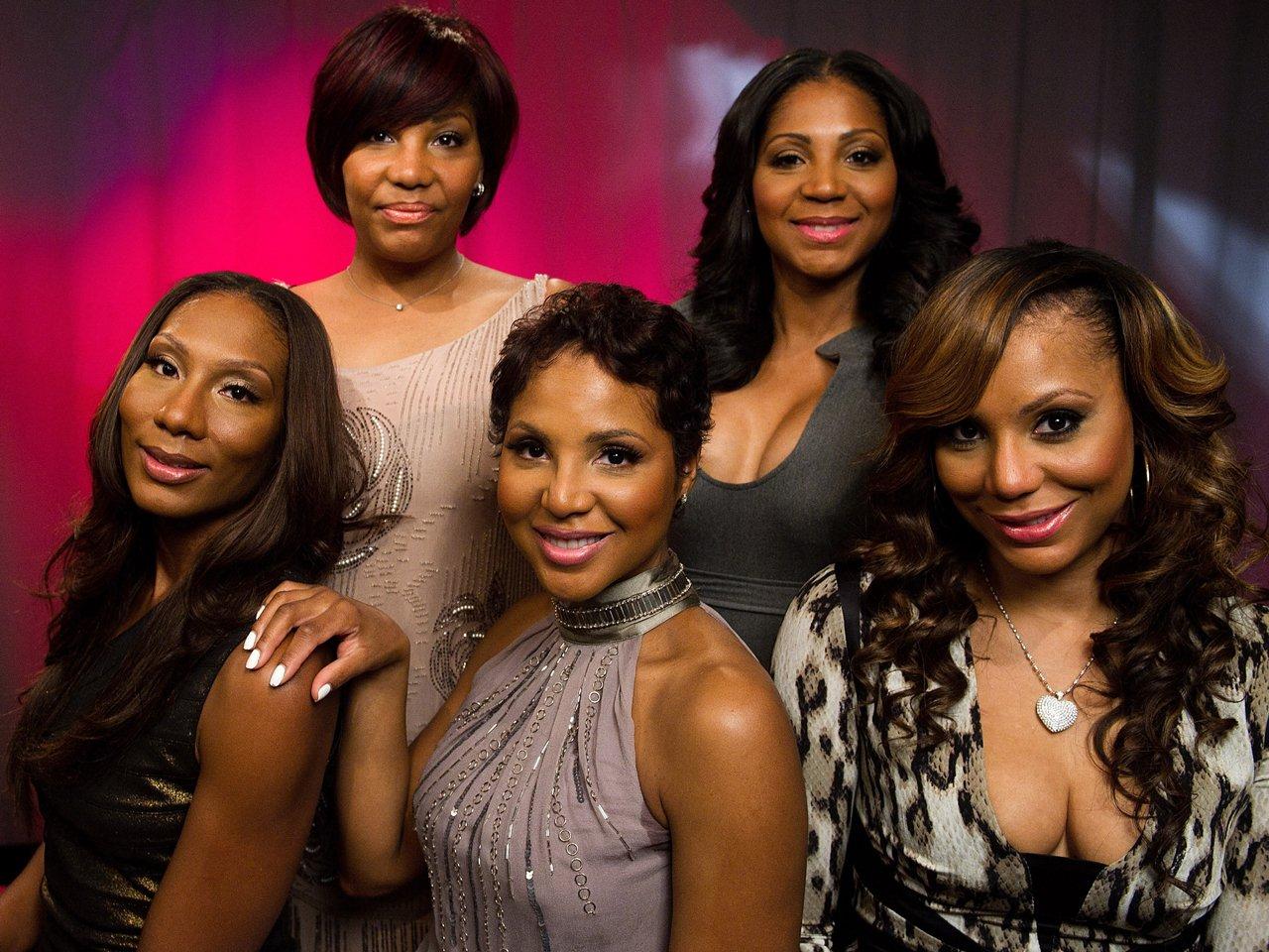 Toni Braxton Wishes Her Sister, Towanda Braxton A Happy Birthday