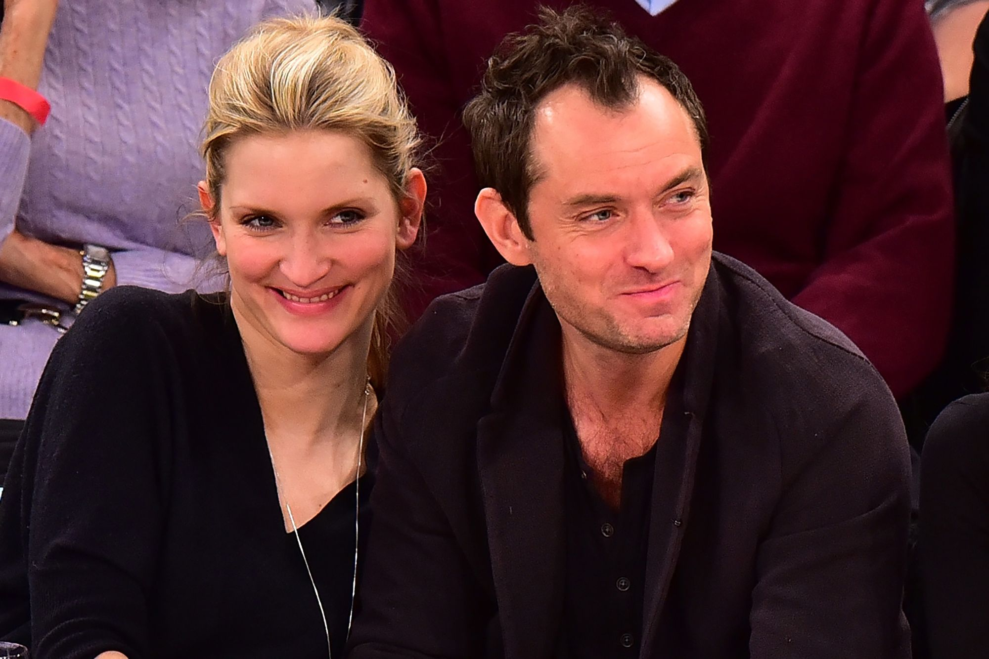 Jude Law And Phillipa Coan Welcome Their First Baby Together – The Actor Is Now A Father Of 6!