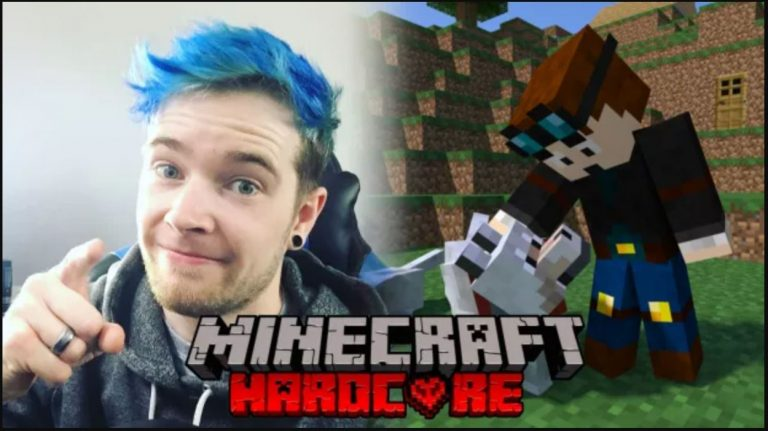"DanTDM Ramps Up Minecraft's Difficulty In His New Series, Which Is Called ""Ultra Hardcore"" Featuring 342 Mods In Total"
