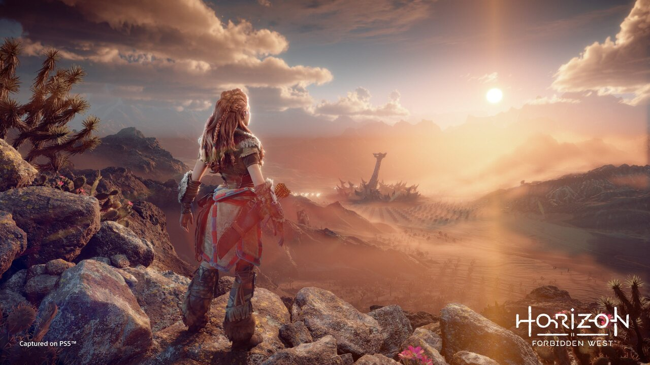 Sony Executive Says Horizon Forbidden West Is 'Built From The Ground Up For The PlayStation 5'