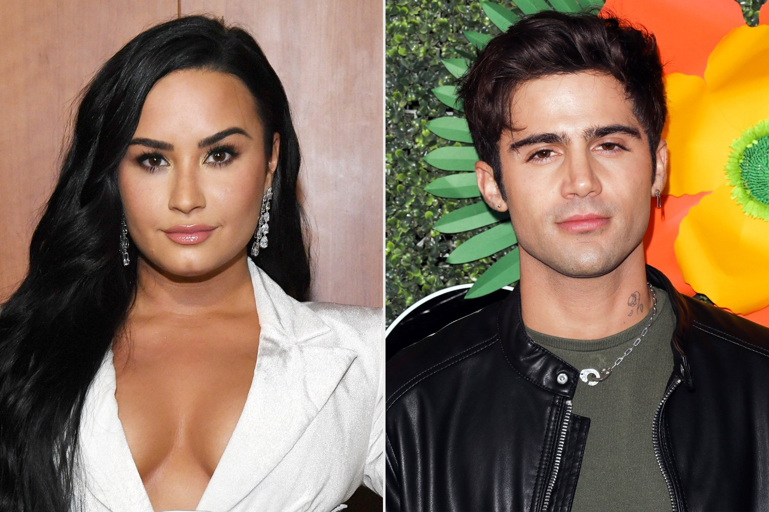 Demi Lovato And Max Ehrich Break Their Engagement After Only 2 Months!