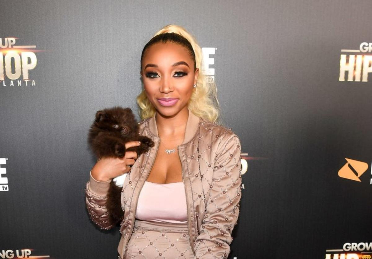 Tiny Harris' Daughter, Zonnique Pullins Reveals Some Secrets To Having Flawless Curls – See The Video