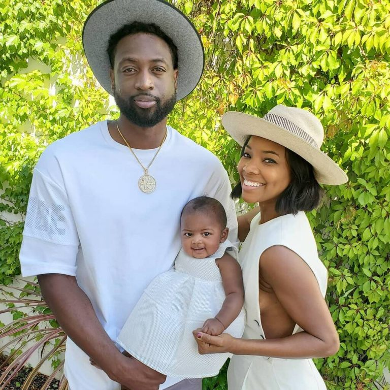 Gabrielle Union's Family Photo Shoot Has Fans In Awe – Check Out Baby Kaavia!