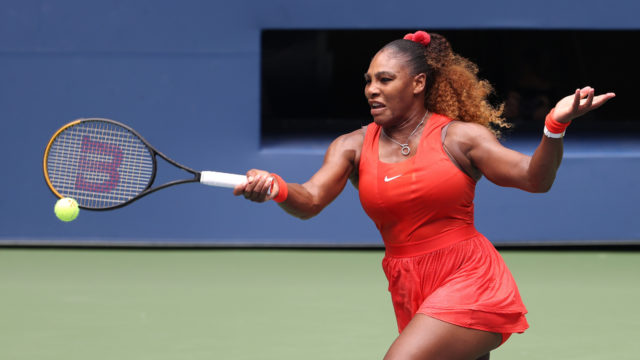 Mother of all battles: Serena beats Pironkova to reach US Open semis