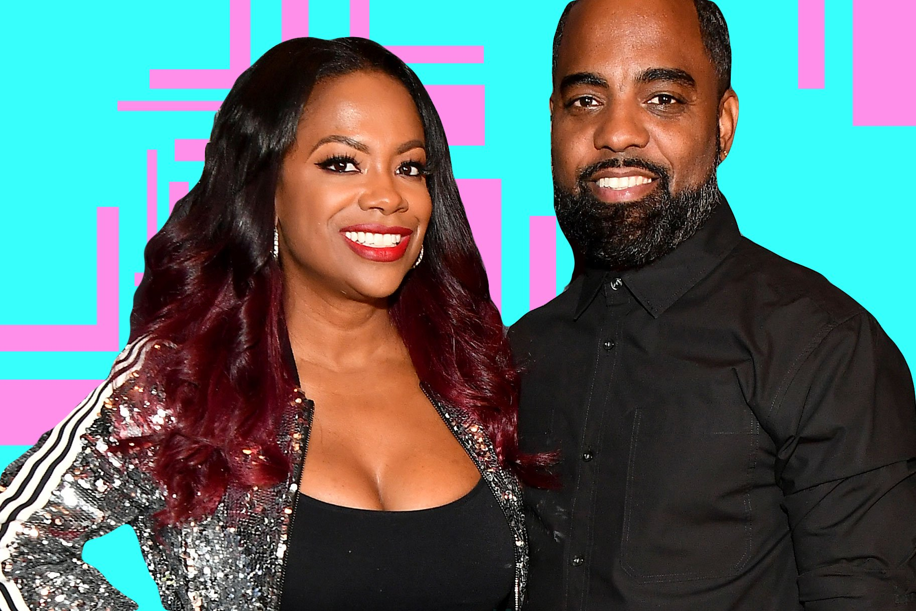 Kandi Burruss' Husband, Todd Tucker Shares His Dream Car With Fans – See The Video!