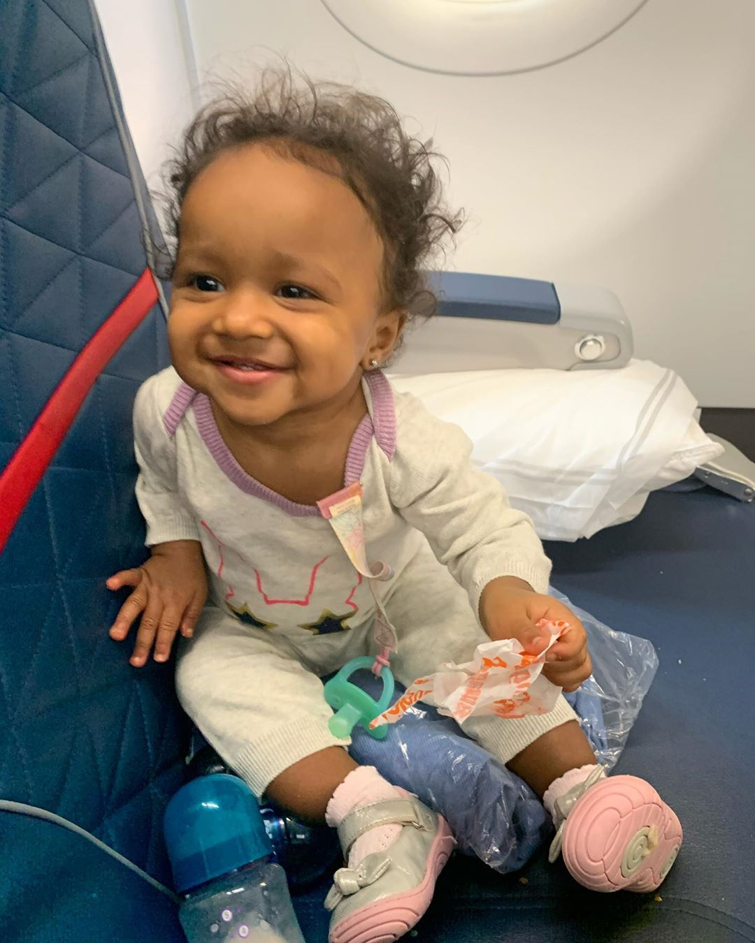 Kenya Moore's Recent Photo Of Her Miracle Baby Girl, Brooklyn Daly Makes Fans' Day
