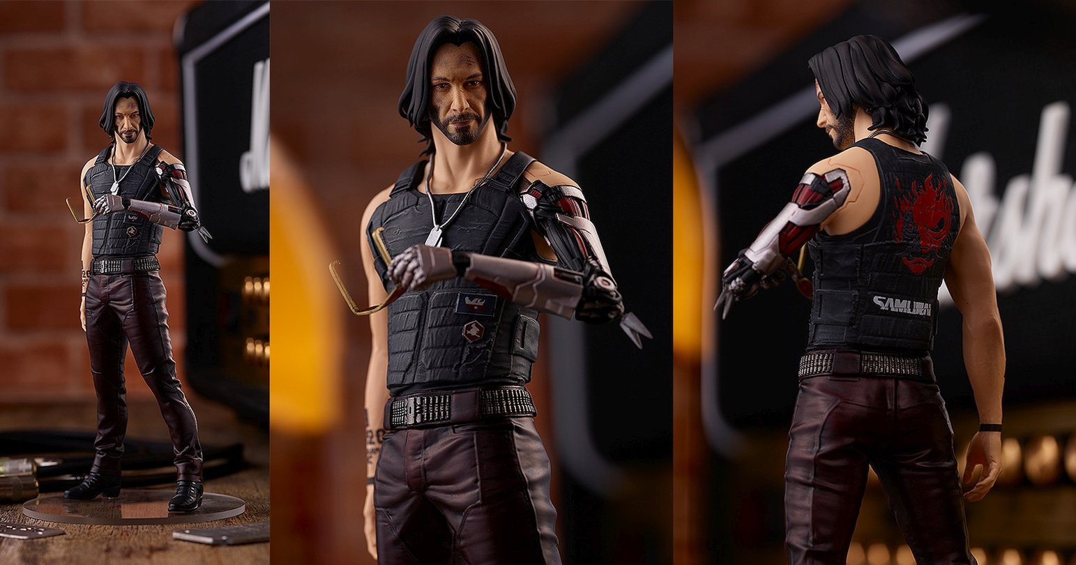 CD Projekt Red Announces Several CyberPunk 2077 Related Merchandise During TGS 2020