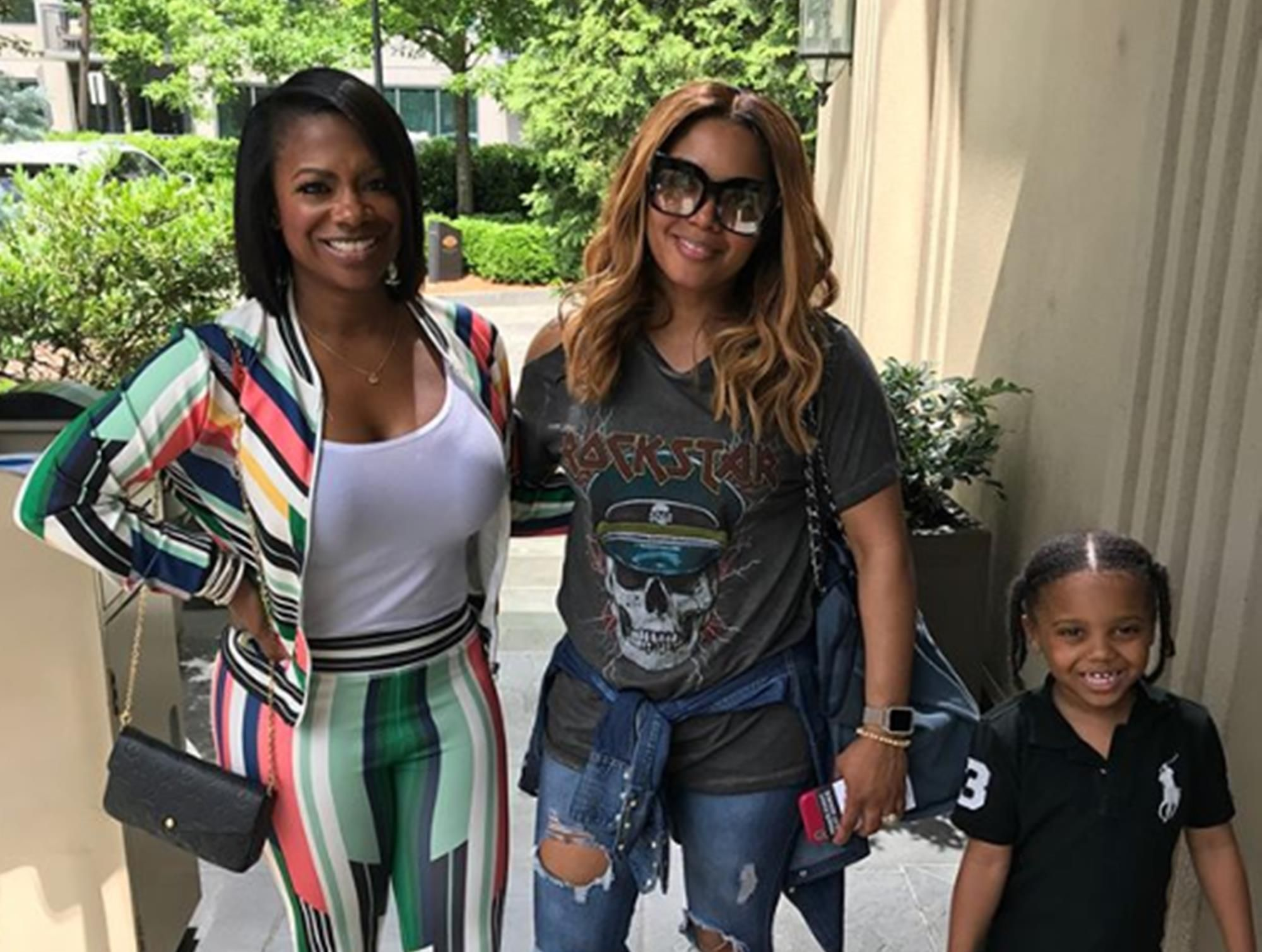 Kirk Frost Flaunts Gorgeous Cars On Social Media – Check Out Rasheeda Frost And Their Son Posing With Them