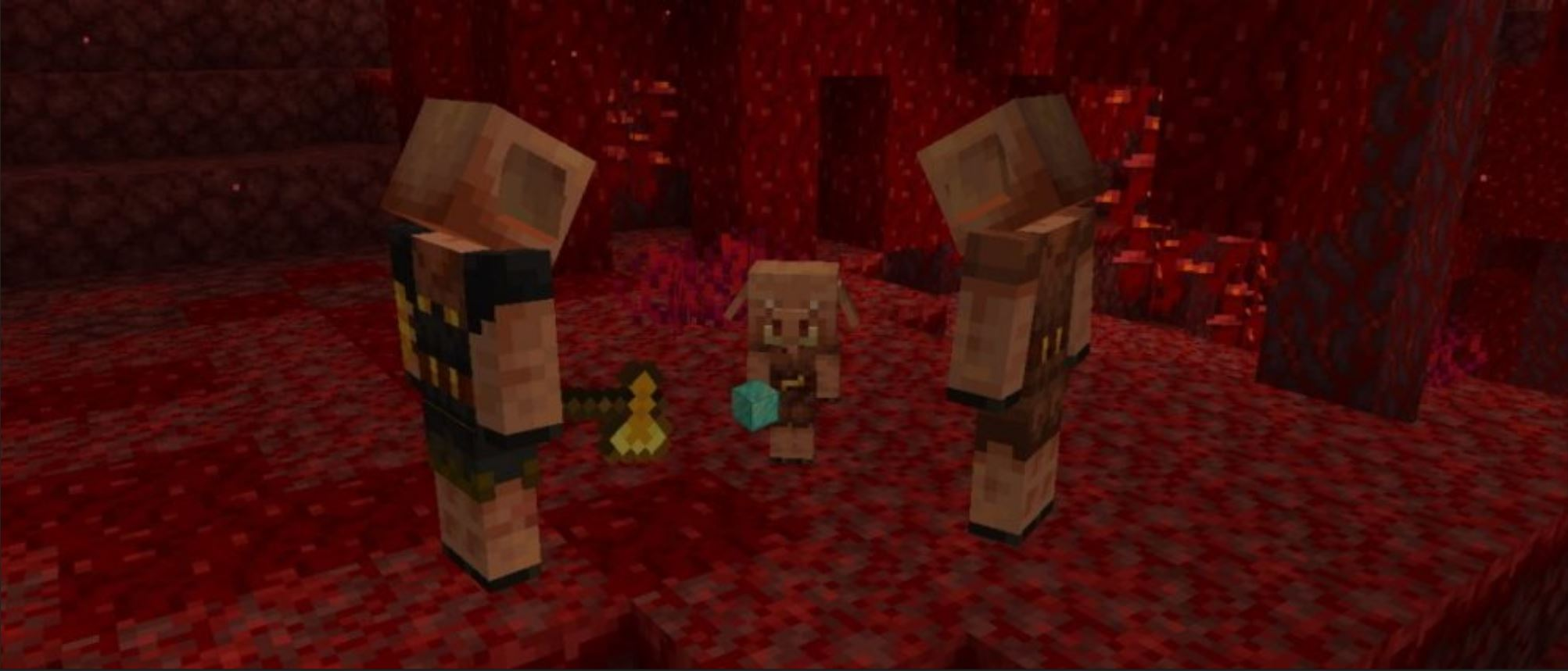 Minecraft Java 1.16.3 Released: A Minecraft Update That Fixes Just Two Bugs That Were Introduced By The Nether Update