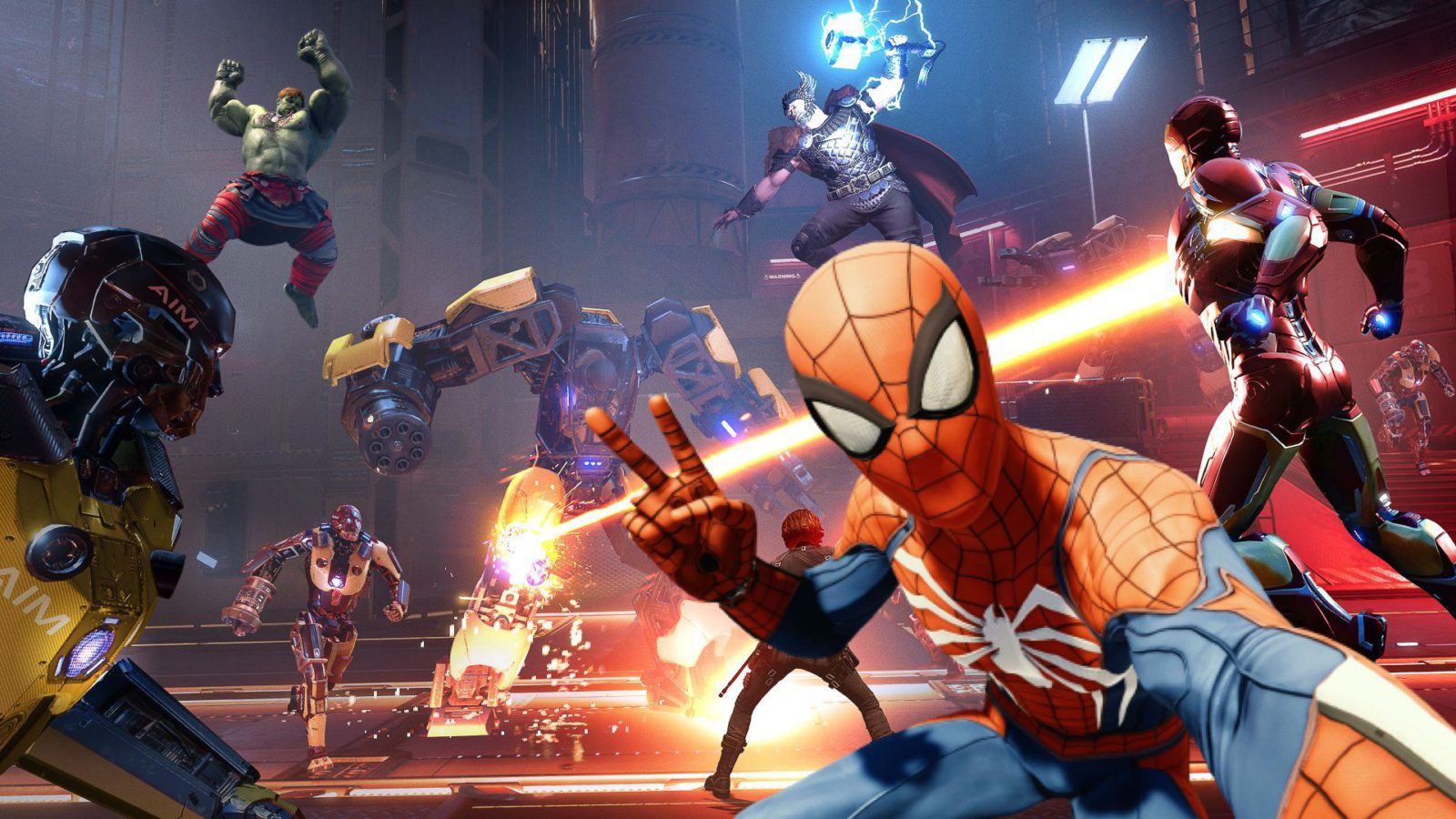 Crystal Dynamics Releases Its Biggest Patch For Marvel's Avenger Fixing Over 1000 Issues And A Special Note For Players