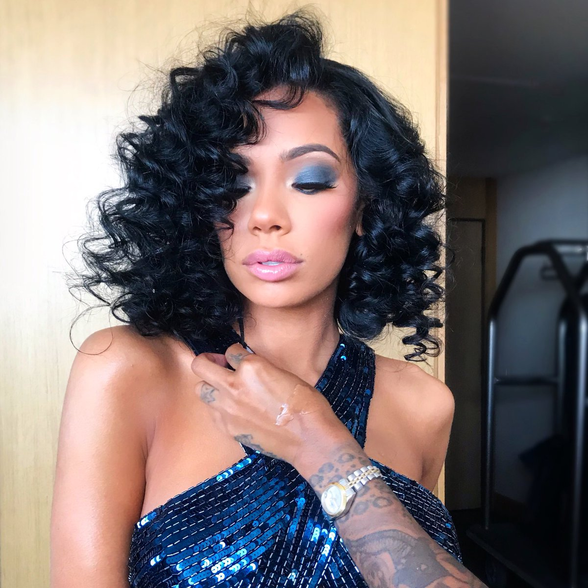 Erica Mena Flaunts A Fashion Nova Outfit – See Her Look For Trapping Safaree With A Second Baby!
