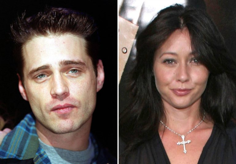Jason Priestley Updates Fans On Co-Star Shannen Doherty's Battle With Stage 4 Breast Cancer