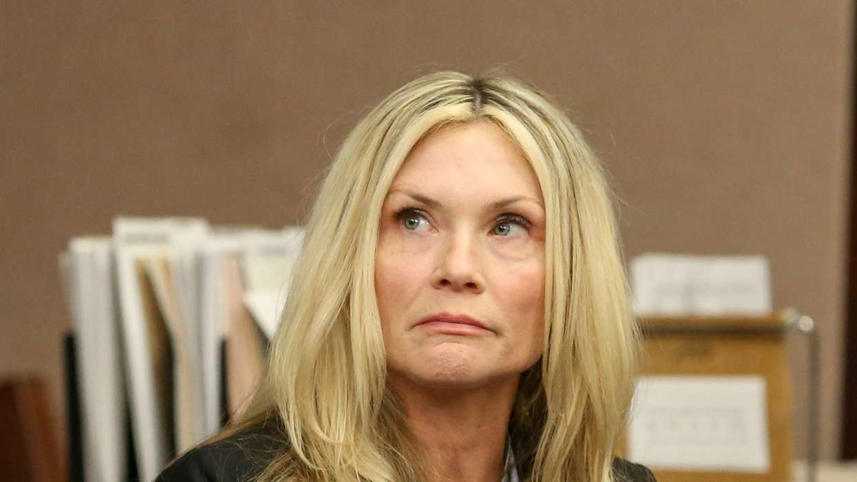 Melrose Place's Amy Locane Will Be Going Back To Prison