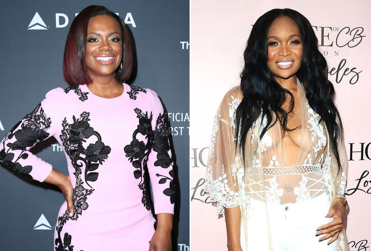 Kandi Burruss And Marlo Hampton Give Back To The Community