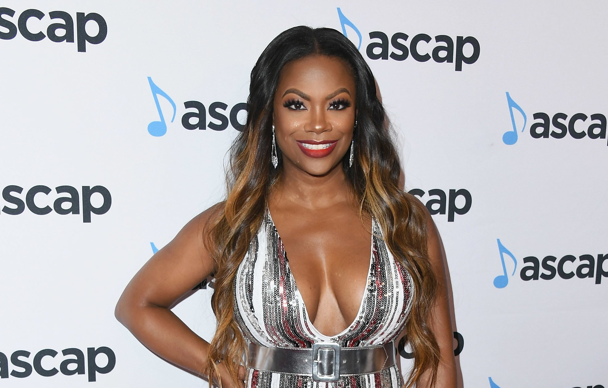 Kandi Burruss Shares A Motivational Message That Works For Her
