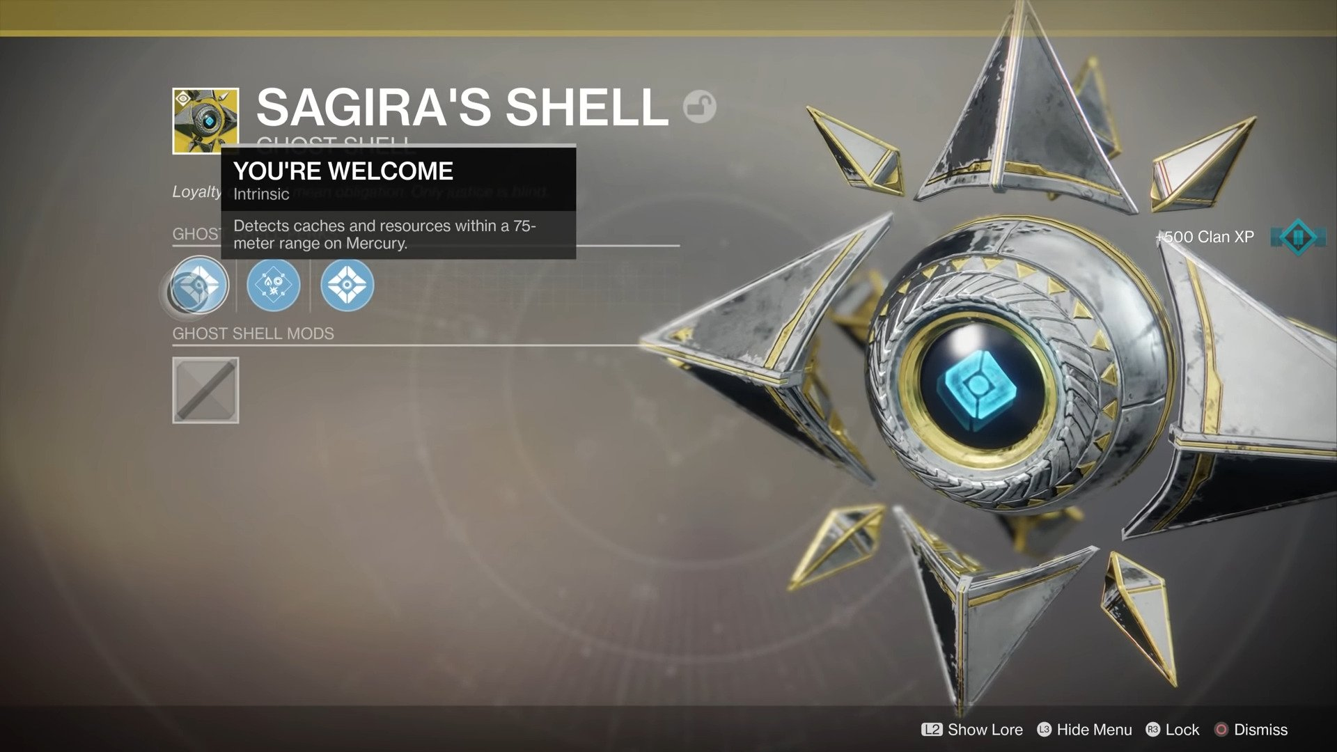Ghosts Next In Line To Get The Armor Mod Treatment In Destiny 2 Beyond Light