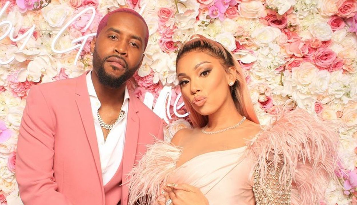 Safaree Makes Fans' Day With This Video Featuring His And Erica Mena's Daughter