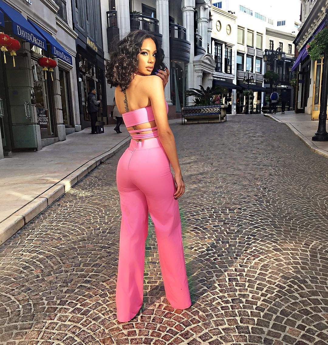 Erica Mena Talks About Why She And Safaree Decided To Get Only Fans Accounts – See The Video