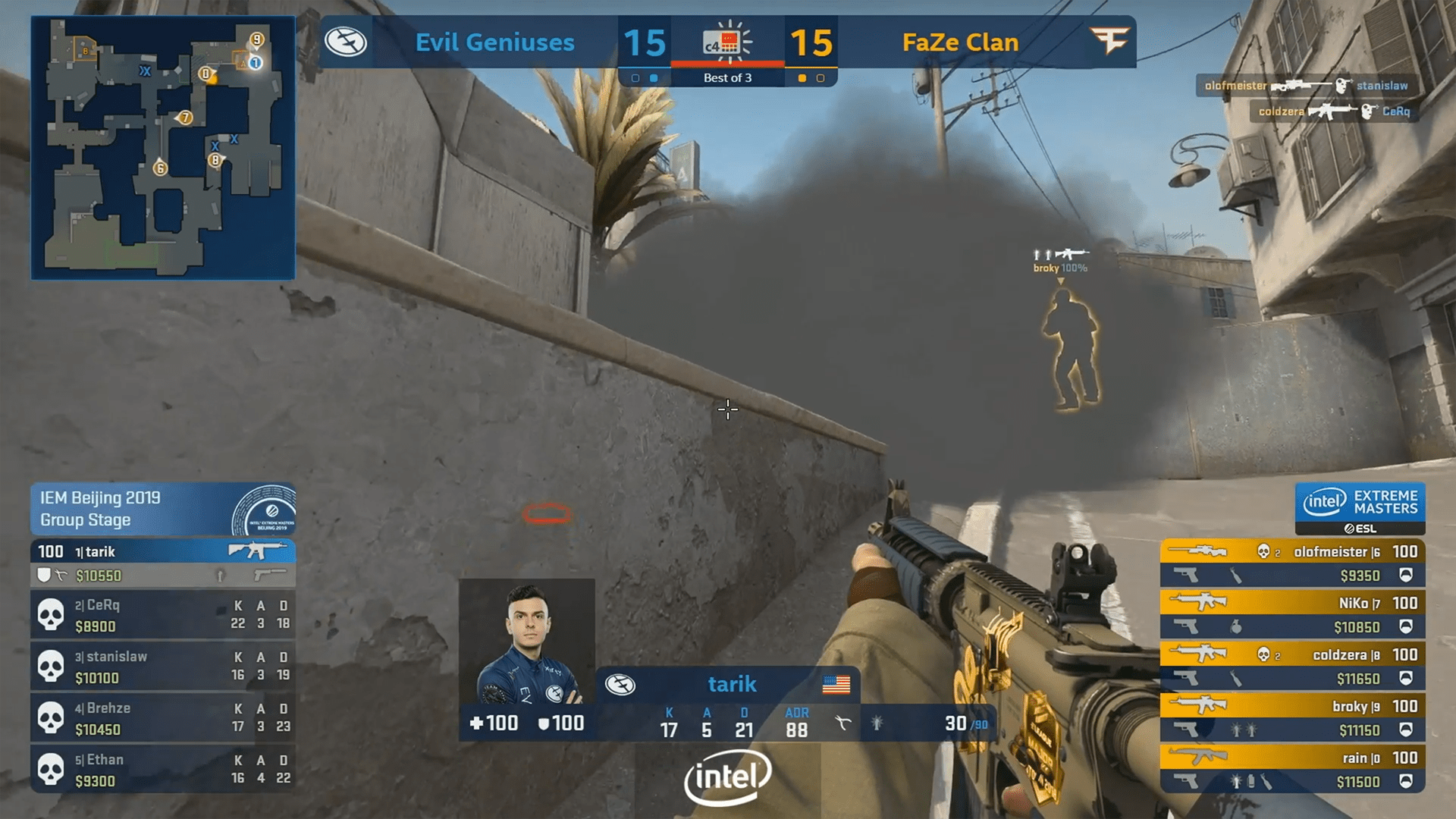 CS:GO – Vitality Foiled Again On Their Pick Of Vertigo As They Faced Mousesports