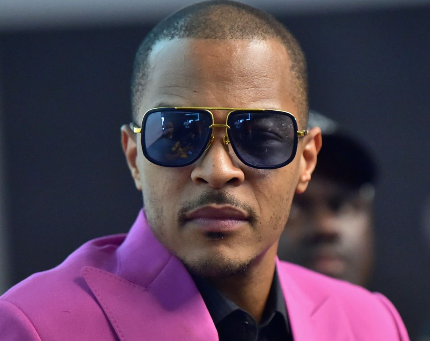 T.I. Shares A Throwback Photo Since He Was A Kid And Fans Are Laughing Their Hearts Out – See The Photo
