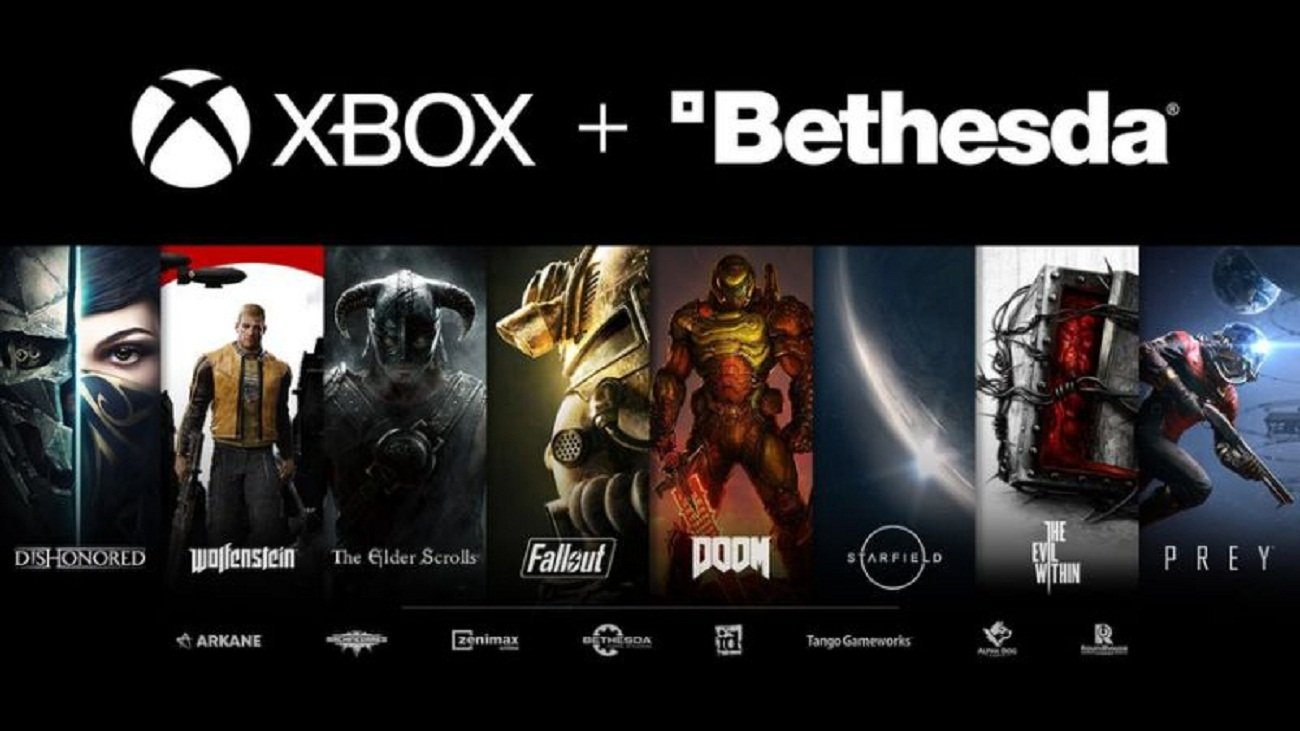 Flash News: Microsoft Has Reportedly Acquired Bethesda's Parent Company, Gaining Exclusive Rights To All Its Franchises/IPs