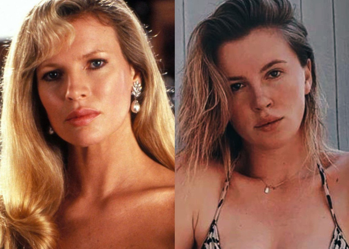 Kim Basinger Said This To Ireland Baldwin When She Posted A Photo With A Face Tattoo