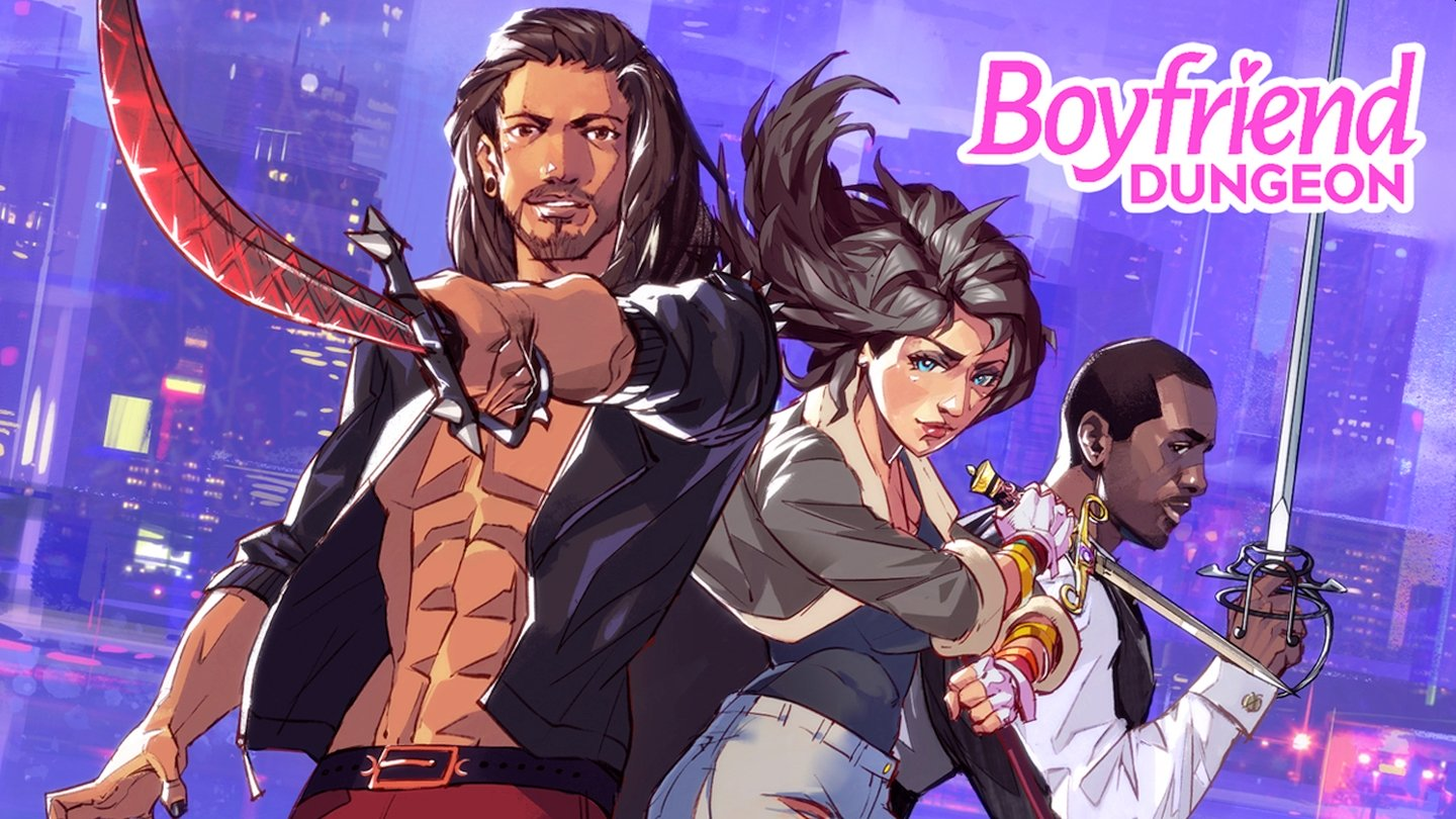 Kitfox Games' Boyfriend Dungeon Pushed Back To 2021 But Will Join PAX Online