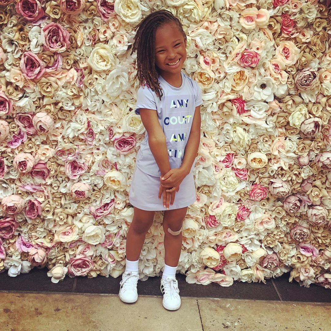 Eva Marcille's Latest Photos Of Markey Rae Show The Young Lady In Sync With Her Mom – Check Out Her Sweet Look!