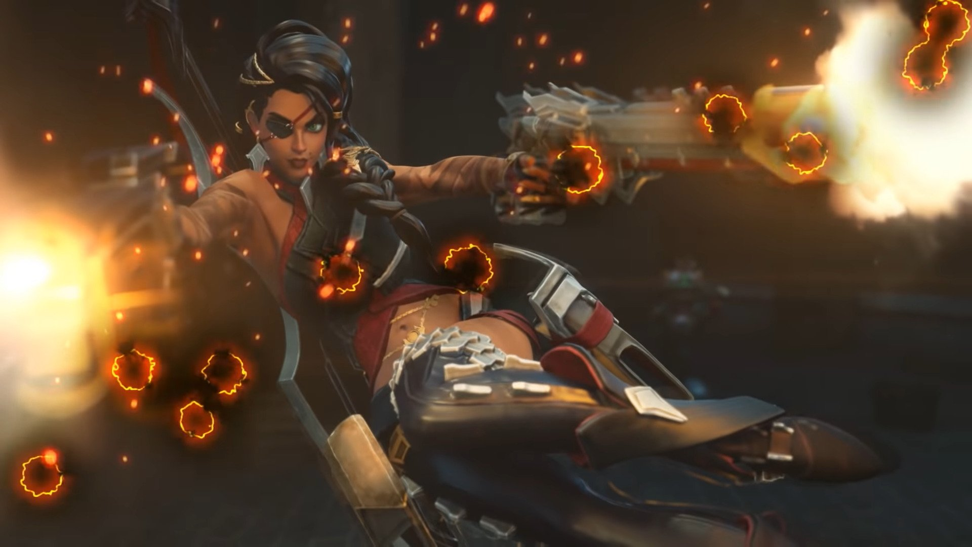 How To Play Latest Released Champion, Samira – The Desert Rose In League Of Legends Season Ten