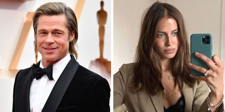 Brad Pitt's Girlfriend Nicole Poturalski Promises To Pay 'No Attention To Bad Energy' Amid Reports About Their Romance!