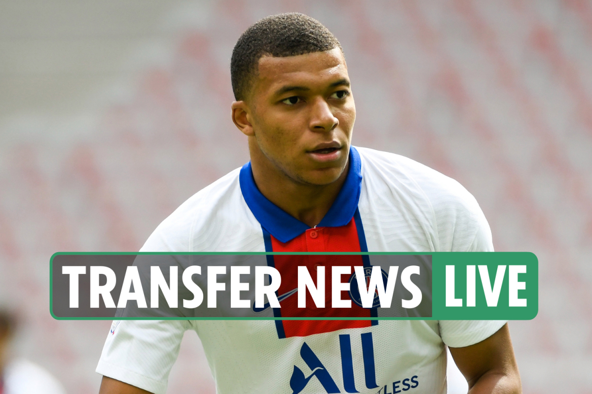 Transfer news LIVE: Liverpool and Real Madrid Mbappe 'contact', Dele Alli to PSG LATEST, Lingard £30m Tottenham interest