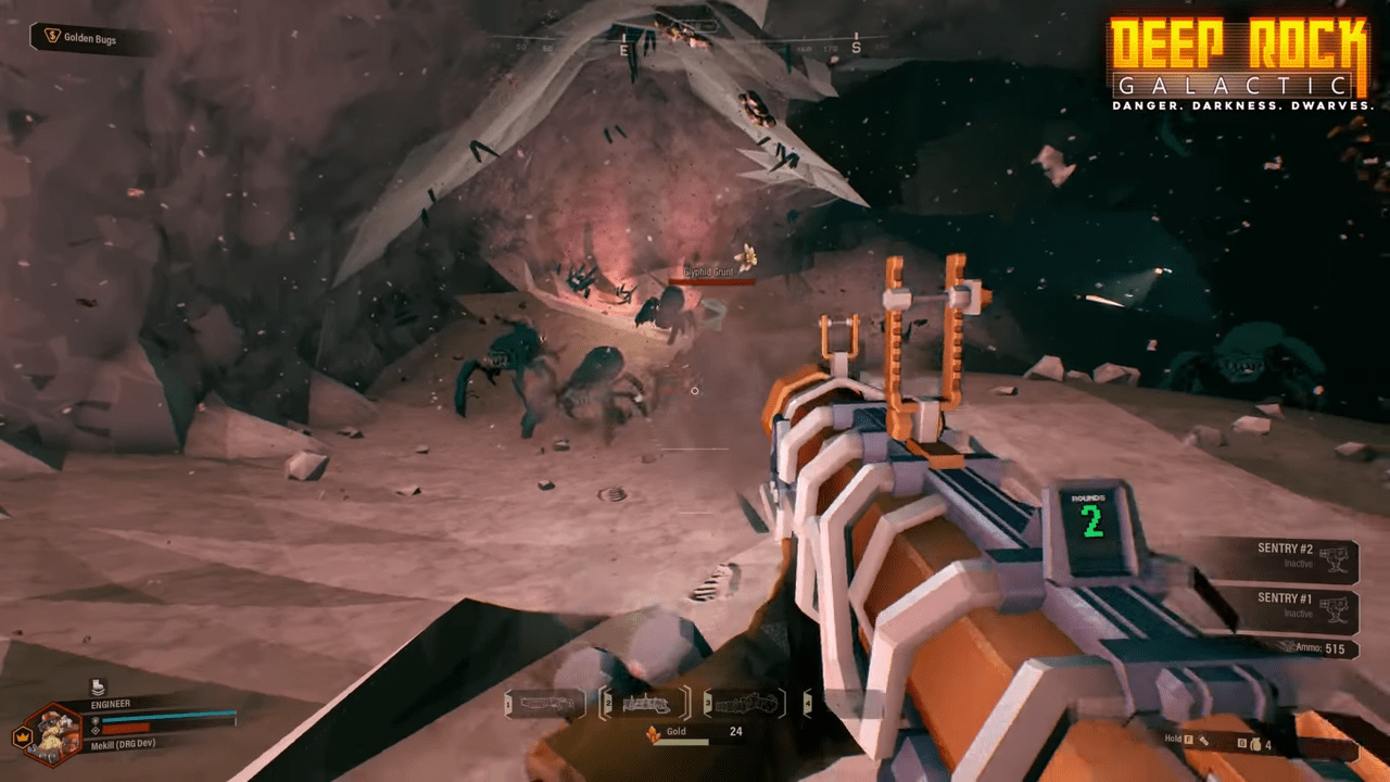Deep Rock Galactic's First Major Post-Launch Update Releases Next Month