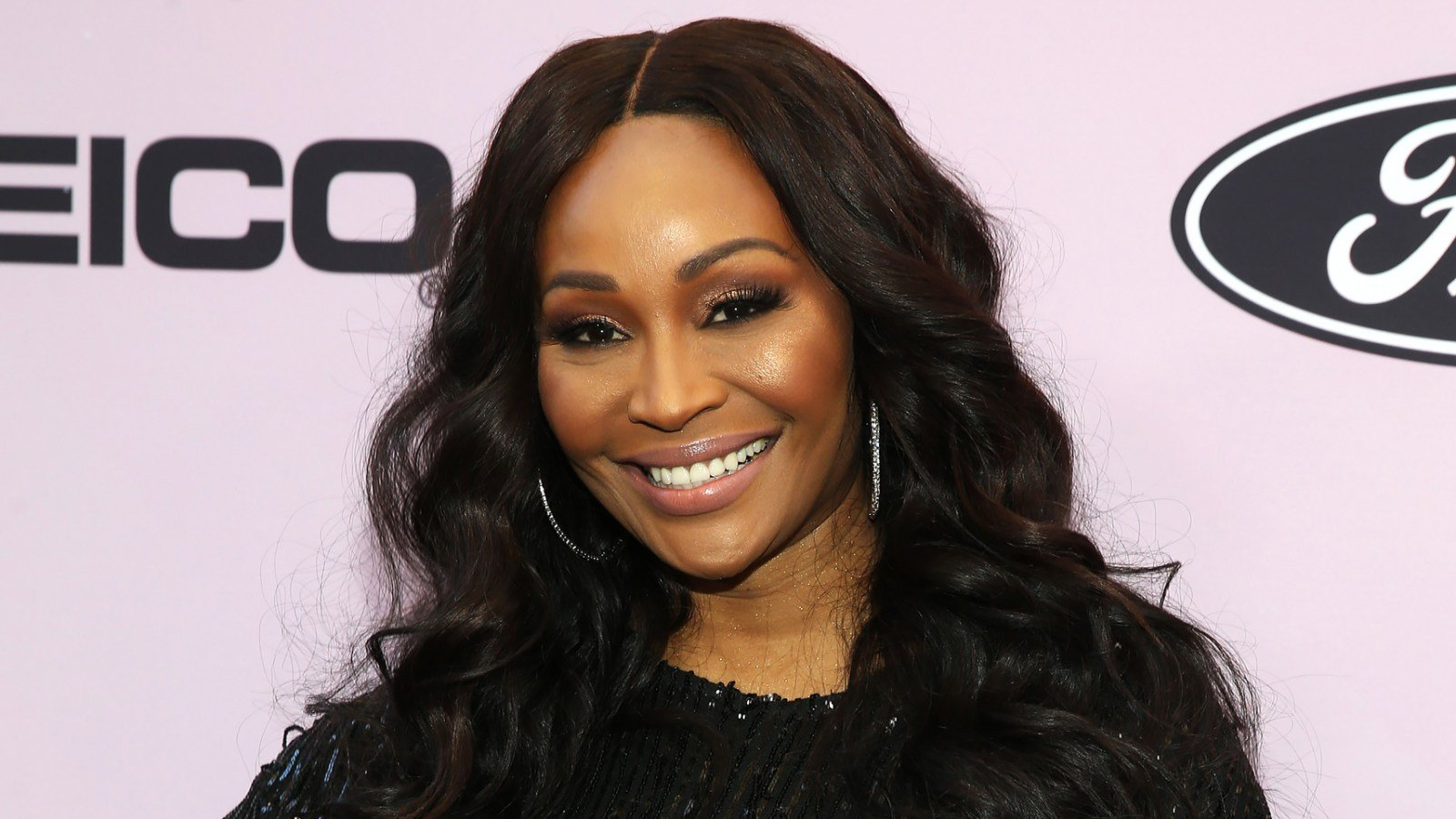 Cynthia Bailey Looks Amazing In This Animal Print Dress