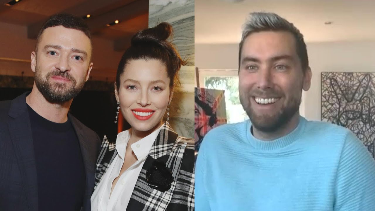 Lance Bass Raves About Justin Timberlake And Jessica Biel's 2nd Baby – 'So Cute!'