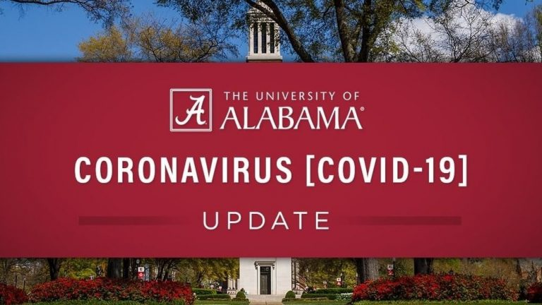 University of Alabama Reports 566 Coronavirus Cases in Six Days -- Would The Stricter Measures Work?