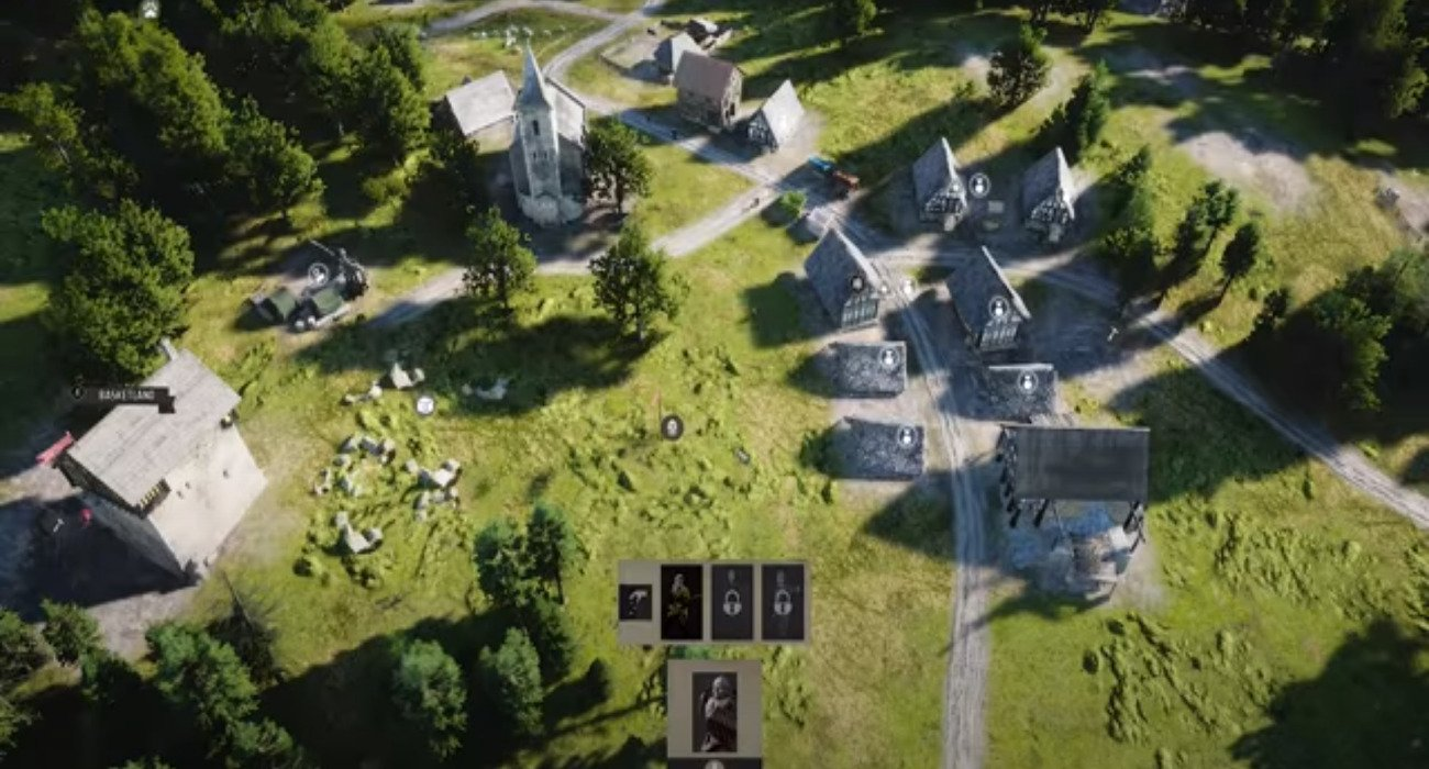 Manor Lords Has A New Trailer Out Now, Which Breaks Down Gameplay