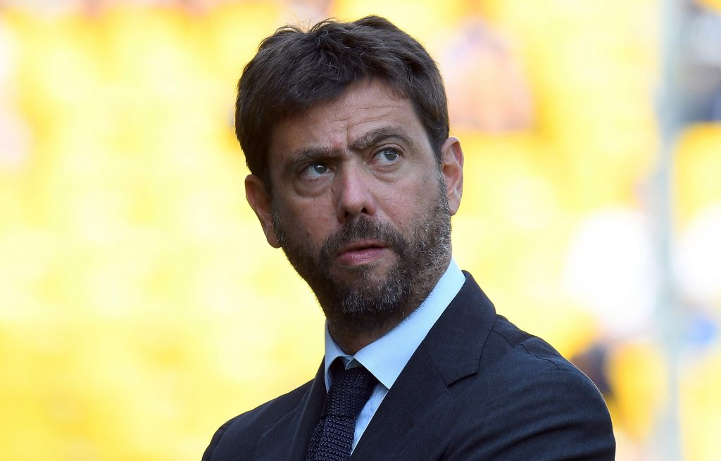 Juventus president Andrea Agnelli has issued a stark warning to Europe's top clubs