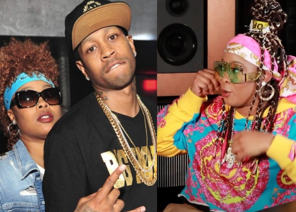 """Da Brat Reveals to Kandi Burruss That She Thinks Allen Iverson Knew She Was Bisexual, """"But We Never Talked About It"""""""