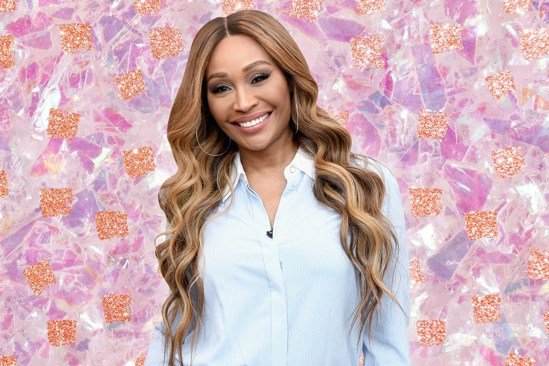 Cynthia Bailey Looks Gorgeous In An All-Black Outfit, Despite Claims From Haters Saying She Gained Weight – See Her Pics