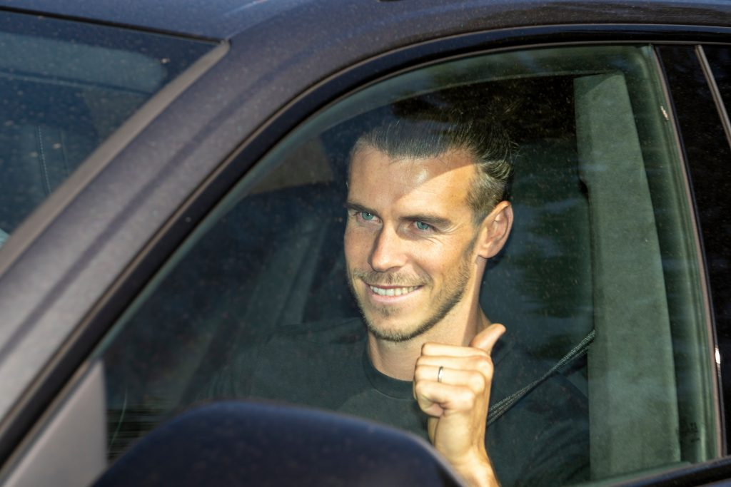 Gareth Bale will return to Spurs seven years after he left for Real Madrid