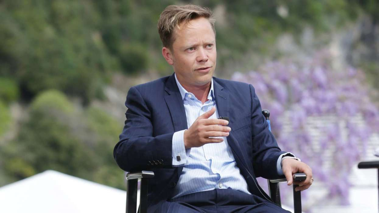 Mighty Ducks Child Star Brock Pierce Is Running For The Presidency