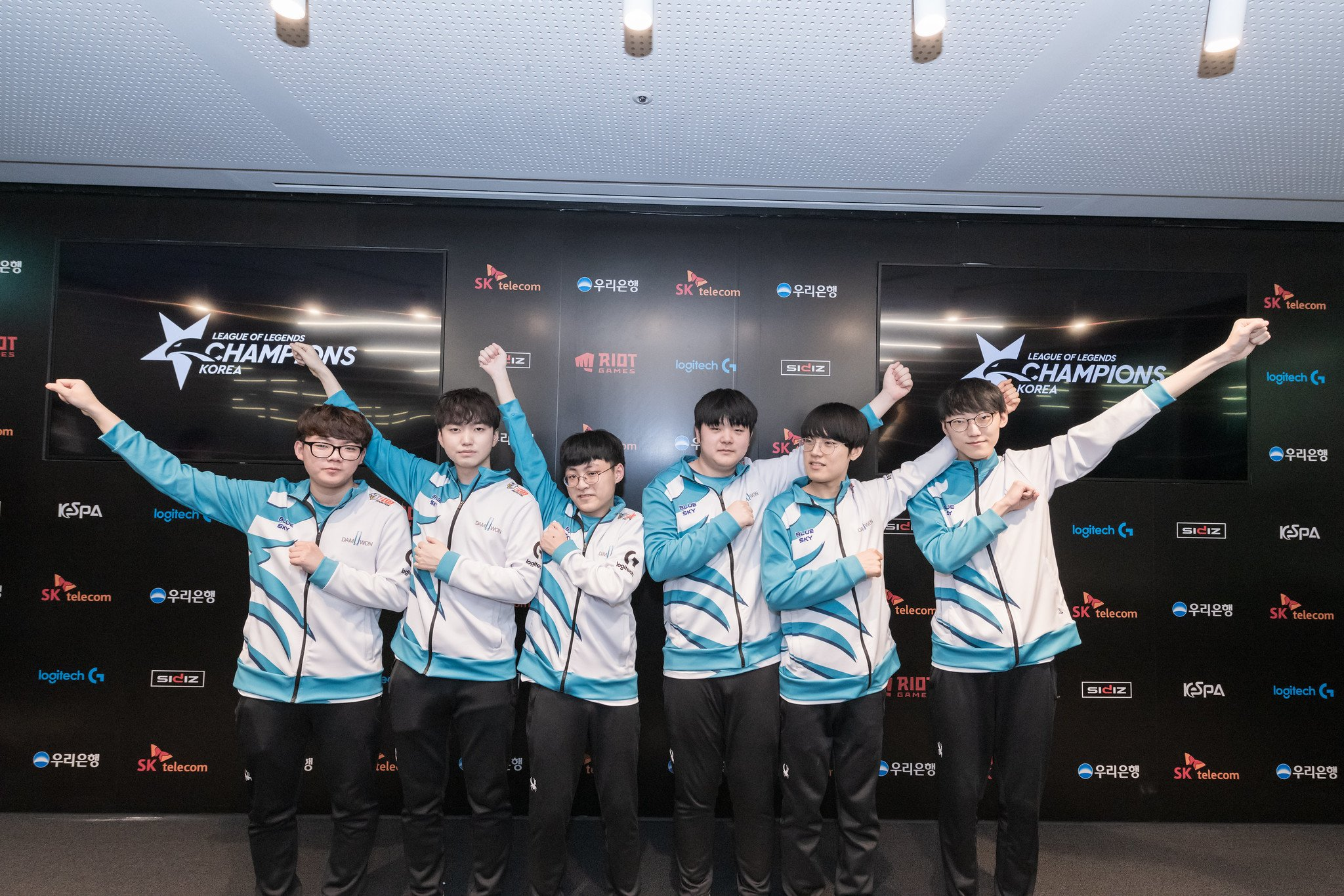League Of Legends World Championship 2020 Main Group Event Day Six: Damwon Gaming Vs Rogue