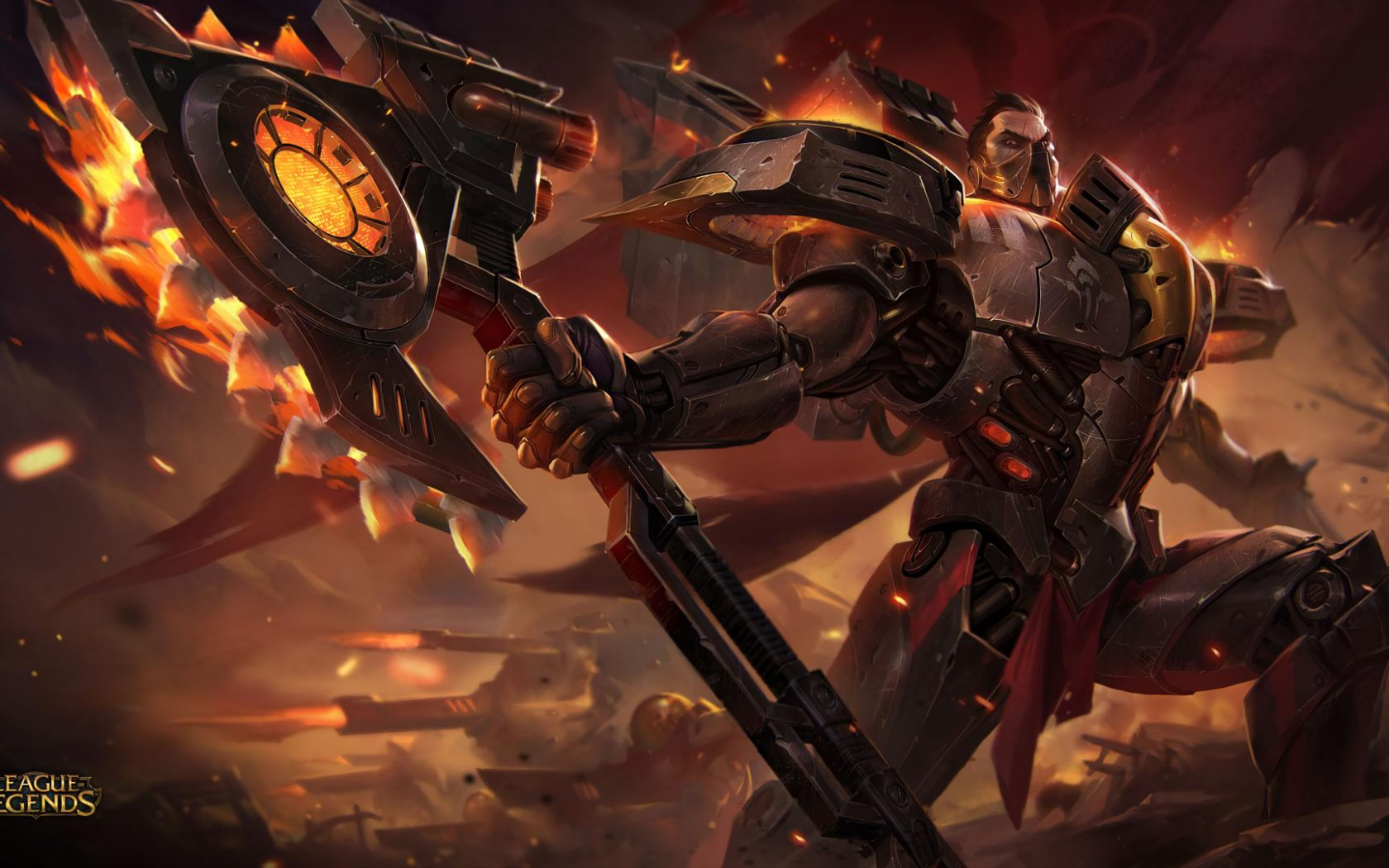 One Of Best Darius Runes, Masteries, Early And Core Items For Current League Of Legend Season Ten