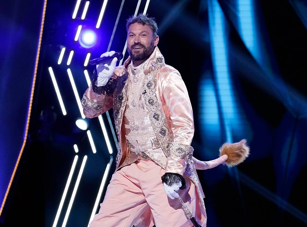 Brian Austin Green Says He's Relieved To Be Eliminated From The Masked Singer – Here's Why!