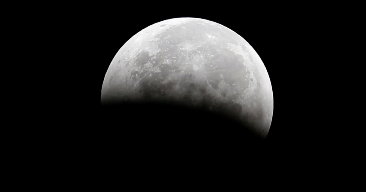 NASA says there is definitely water on the moon