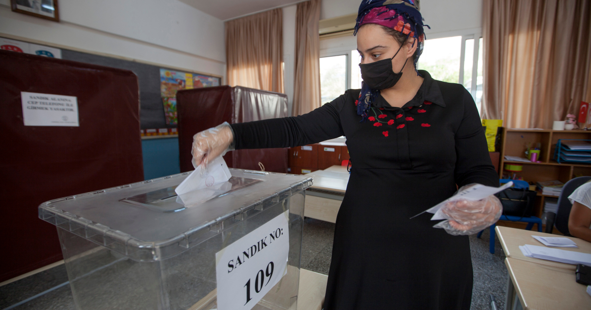 Northern Cyprus heads to polls amid East Med tensions